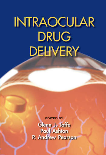 Intraocular Drug Delivery book cover