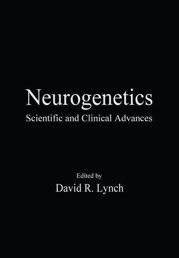 Neurogenetics Scientific and Clinical Advances book cover