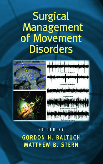 Surgical Management of Movement Disorders book cover