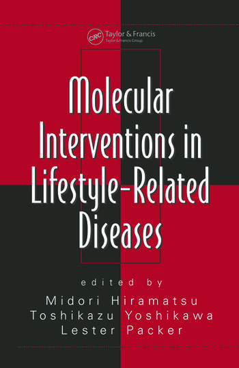 Molecular Interventions in Lifestyle-Related Diseases book cover