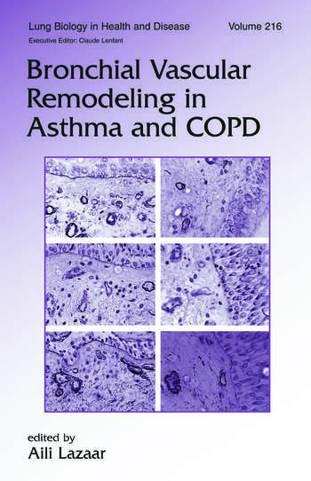 Bronchial Vascular Remodeling in Asthma and COPD book cover
