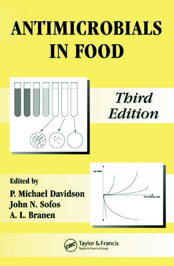 Antimicrobials in Food book cover