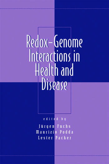 Redox-Genome Interactions in Health and Disease book cover