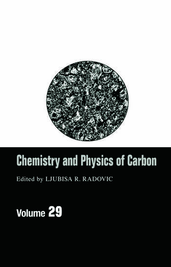 Chemistry & Physics Of Carbon Volume 29 book cover