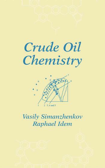Crude Oil Chemistry book cover