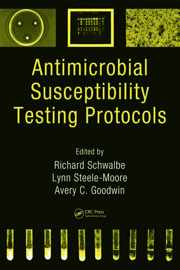 Antimicrobial Susceptibility Testing Protocols book cover