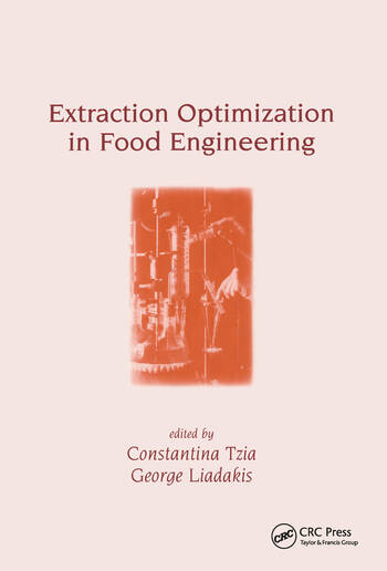 Extraction Optimization in Food Engineering book cover