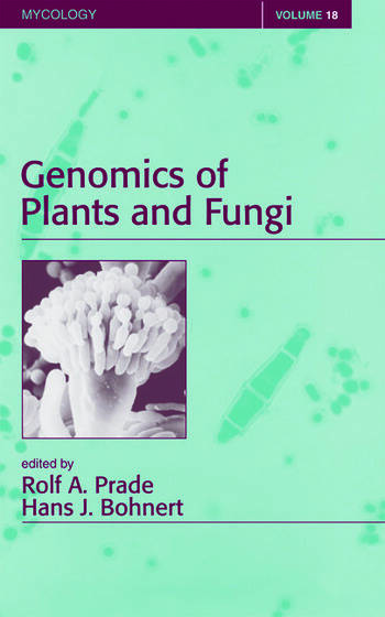 Genomics of Plants and Fungi book cover