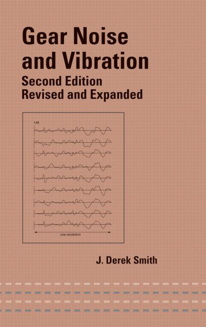 Gear Noise and Vibration book cover
