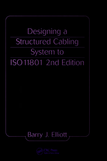 Designing a Structured Cabling System to ISO 11801 book cover