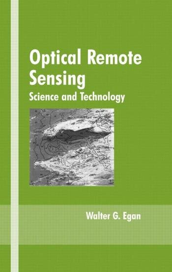 Optical Remote Sensing Science and Technology book cover