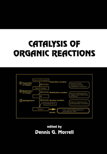 Catalysis of Organic Reactions book cover