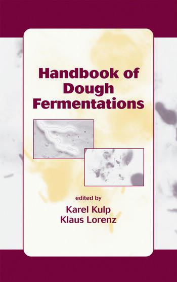 Handbook of Dough Fermentations book cover