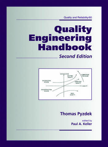 Quality Engineering Handbook book cover
