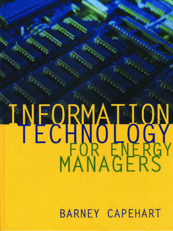 Information Technology for Energy Managers book cover