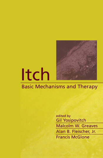 Itch Basic Mechanisms and Therapy book cover