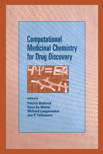 Computational Medicinal Chemistry for Drug Discovery book cover