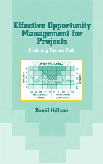 Effective Opportunity Management for Projects Exploiting Positive Risk book cover