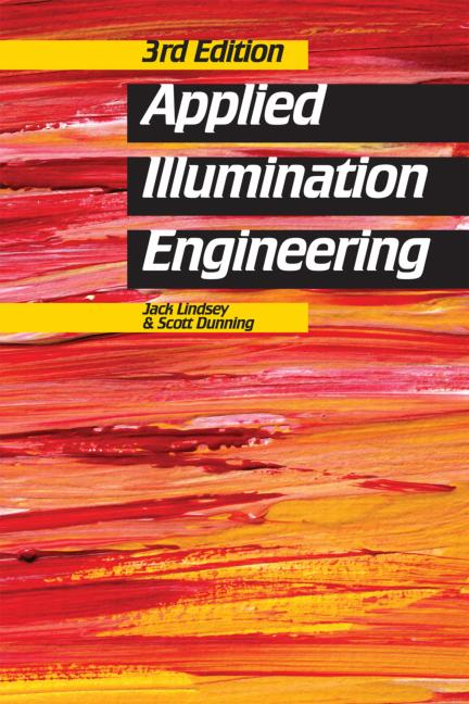 Applied Illumination Engineering, Third Edition book cover