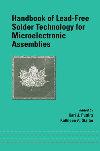 Handbook of Lead-Free Solder Technology for Microelectronic Assemblies book cover