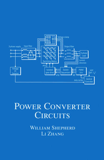 Power Converter Circuits book cover