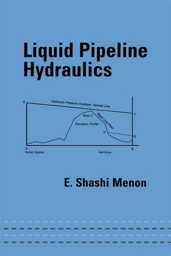 Liquid Pipeline Hydraulics book cover