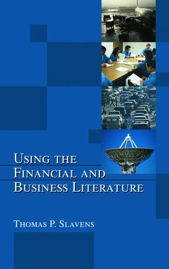 Using the Financial and Business Literature book cover