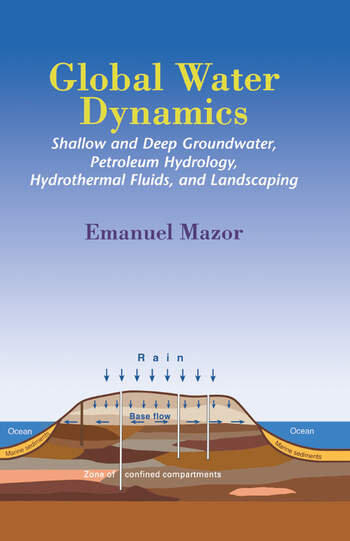 Global Water Dynamics Shallow and Deep Groundwater, Petroleum Hydrology, Hydrothermal Fluids, and Landscaping book cover