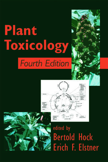 Plant Toxicology book cover