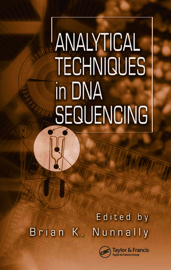 Analytical Techniques In DNA Sequencing book cover