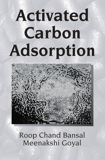 Activated Carbon Adsorption book cover