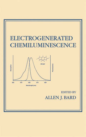 Electrogenerated Chemiluminescence book cover