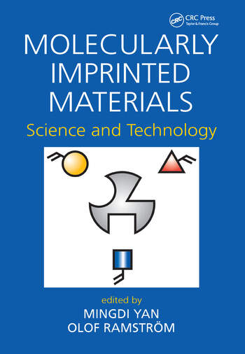 Molecularly Imprinted Materials Science and Technology book cover