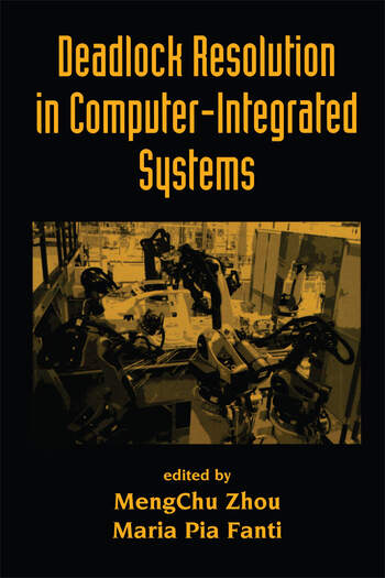Deadlock Resolution in Computer-Integrated Systems book cover