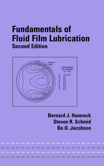 Fundamentals of Fluid Film Lubrication book cover