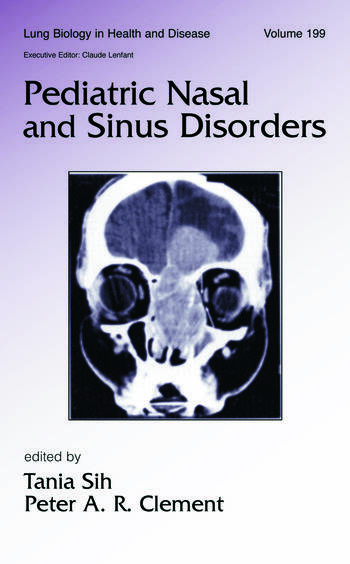 Pediatric Nasal and Sinus Disorders book cover