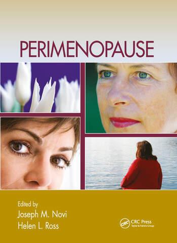 Perimenopause book cover