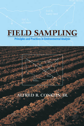 Field Sampling Principles and Practices in Environmental Analysis book cover