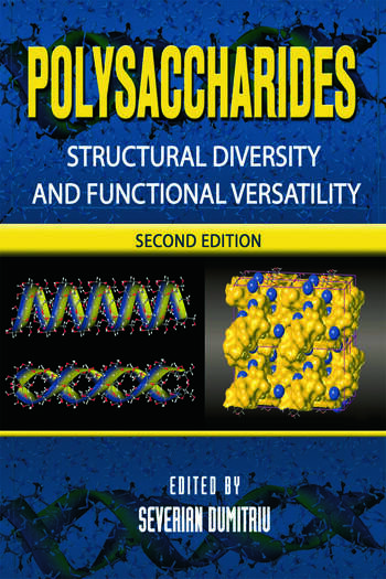 Polysaccharides Structural Diversity and Functional Versatility, Second Edition book cover