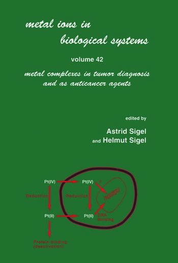 Metal Ions in Biological Systems Volume 42: Metal Complexes in Tumor Diagnosis and as Anticancer Agents book cover