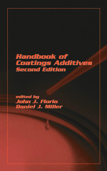 Handbook Of Coating Additives book cover