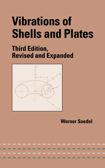 Vibrations of Shells and Plates book cover