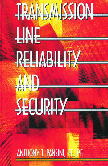Transmission Line Reliability and Security book cover