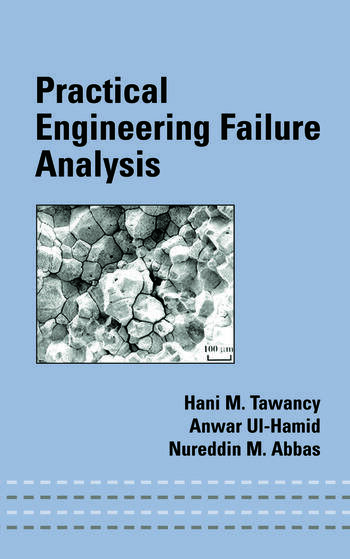 Practical Engineering Failure Analysis book cover