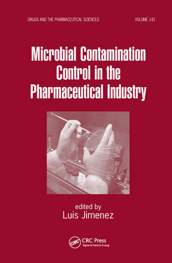 Microbial Contamination Control in the Pharmaceutical Industry book cover