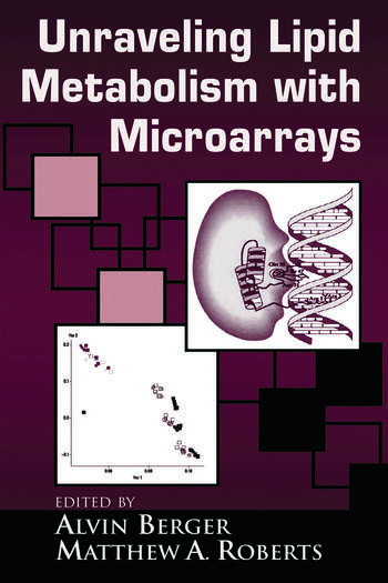 Understanding Lipid Metabolism with Microarrays and Other Omic Approaches book cover