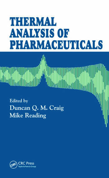 Thermal Analysis of Pharmaceuticals book cover