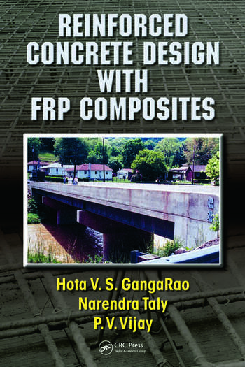 Reinforced Concrete Design with FRP Composites book cover