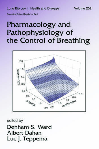 Pharmacology and Pathophysiology of the Control of Breathing book cover