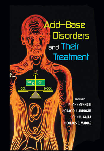 Acid-Base Disorders and Their Treatment book cover
